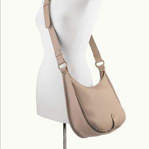 Gigi New York Casey saddle bag